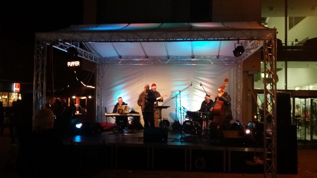 Weihnachtsmarkt-Hemmingen-Bühne